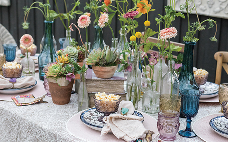 midsummer table