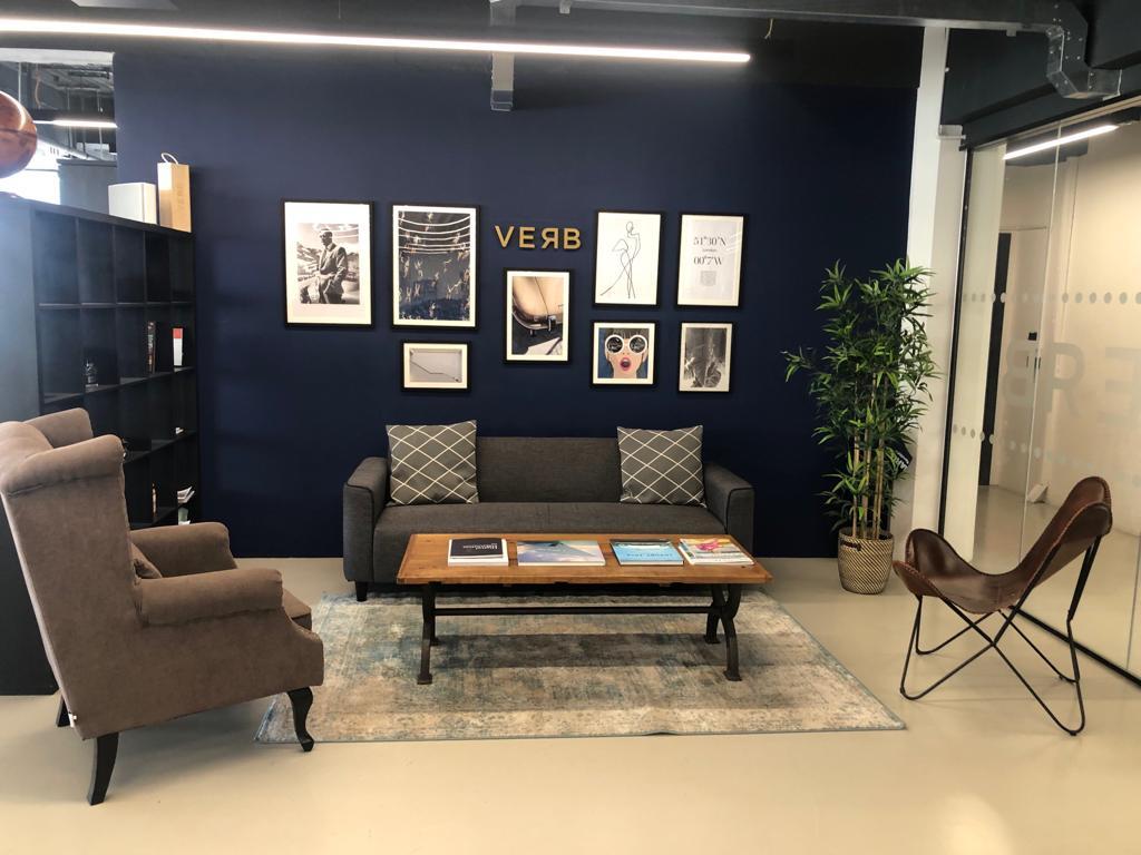 verb brands offices east london interior design